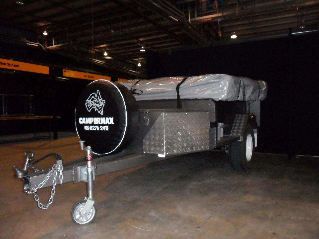SuperMax Off Road Camper Trailer
