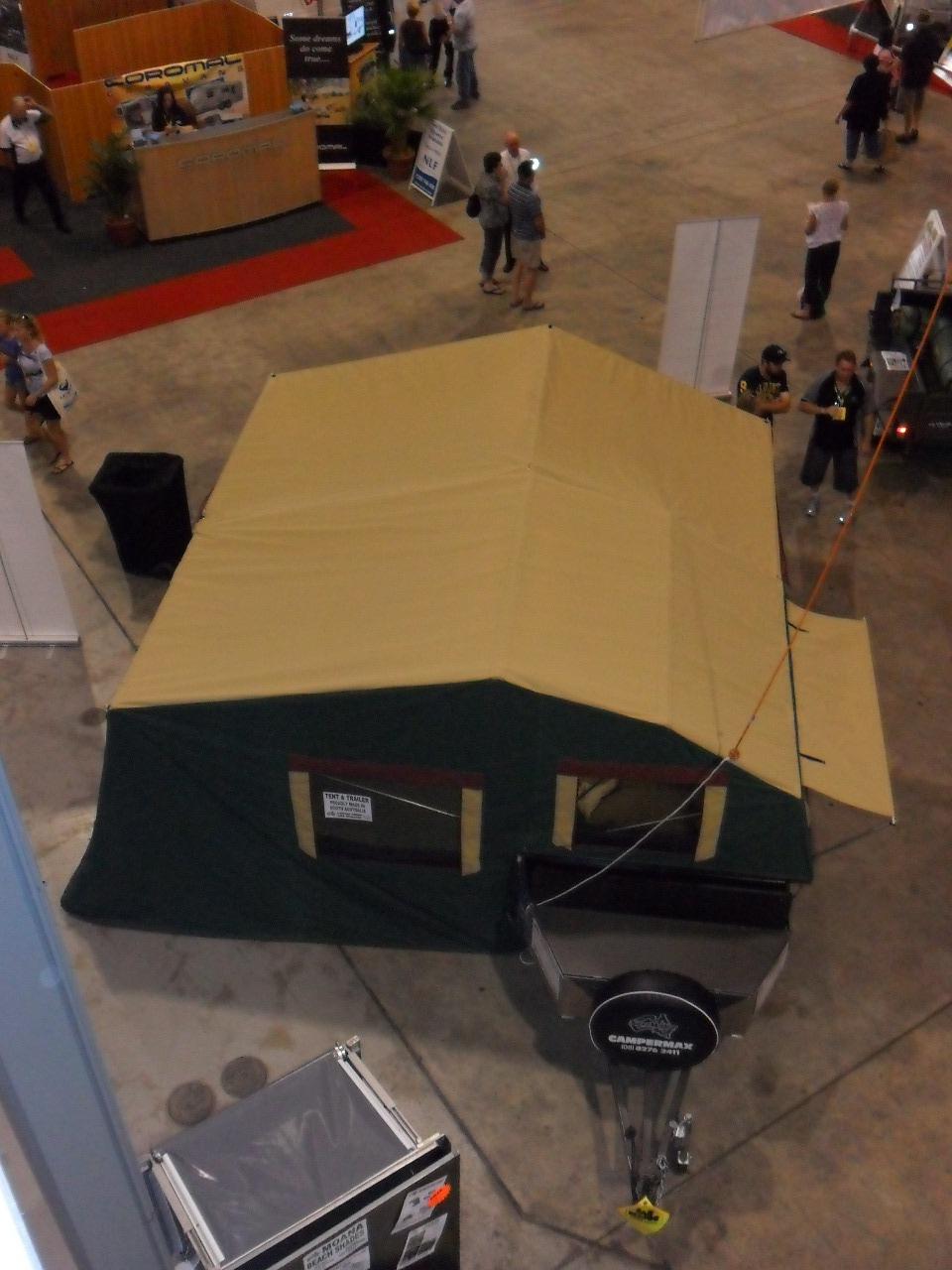 CamperMax Camper Trailer