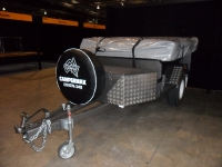 SuperMax Off Road Camper Trailer