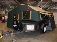 The CamperMax Camper Trailer