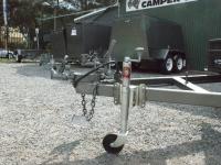 Sar Major Heavy Duty Box Trailer