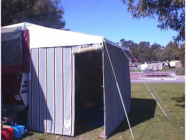 Sar Major Bag Awnings For The Wind Up