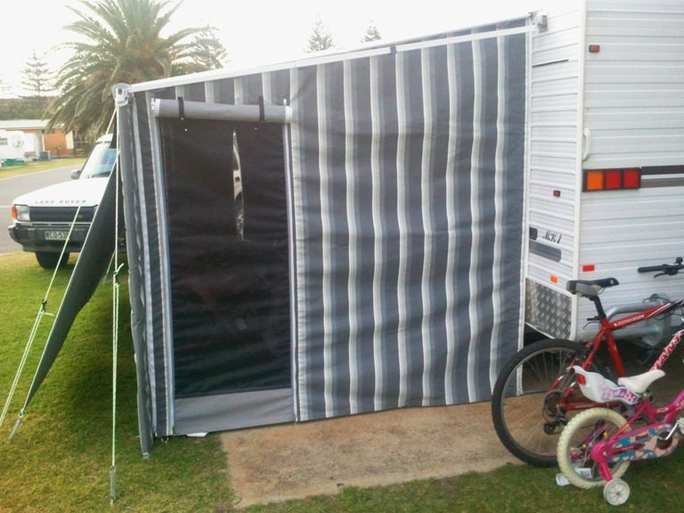 Sar Major Roll Out Awning