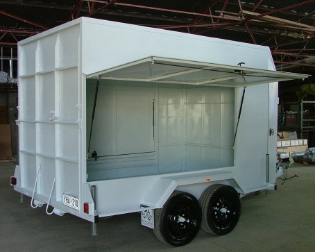 Sar Major Enclosed Trailers