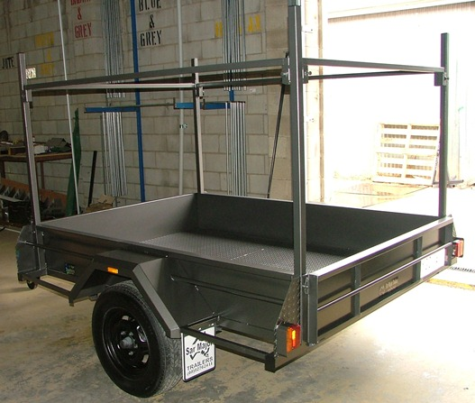Trailer Cages and Canopies | Sar Major Canvas Goods and Trailers